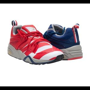 puma ignite american flag