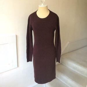 Ralph Lauren Wool & Cashmere Sweater Dress