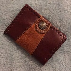 Handbags - REAL HANDMADE LEATHER WALLET