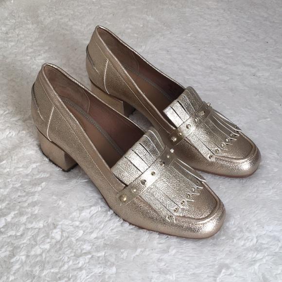 407d346abbf Franco Sarto Shoes - New Franco Sarto Lauryn block heel loafers 8.5