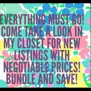 Other - EVERYTHING MUST GO!!! MAKE AN OFFER🎉🎉🎉