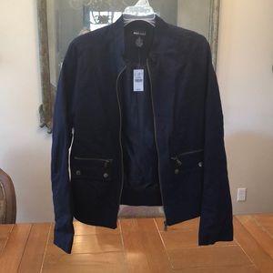 BNWT Navy jacket XL