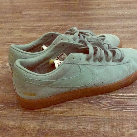 """424d2731b2e6 Nike SB Blazer Low GT x Supreme """"Cannon"""" SZ. 13. M 5a207291291a35bd6f000c43"""