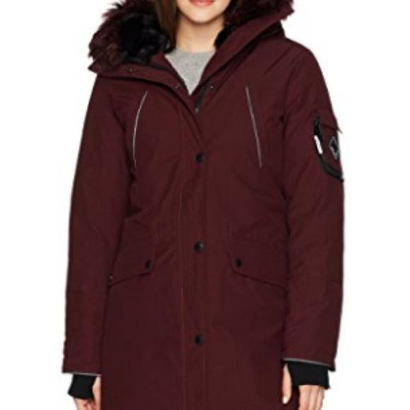 buy online 82a61 7ad5a Alpine North Women's Down Long Parka NWT