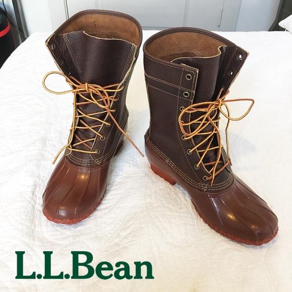 9e29a0855fa Men's Bean Boots by L.L.Bean, 11