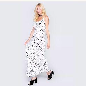WILDFOX White Label Born in the 80's Maxi Dress