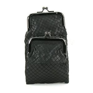 Accessories - Cigarette Case - Black Net