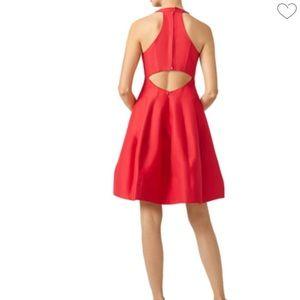 813eee67a93 Halston Heritage Dresses - Halston Heritage Red Carmine Dress - Holidays