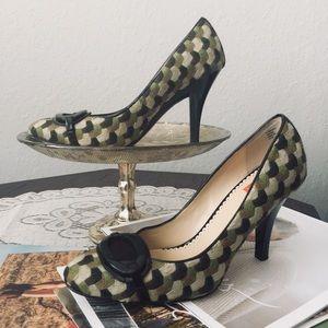 Oscar De La Renta Womens Shoes Pumps Heels