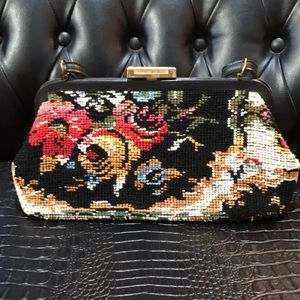 Carpet bag~Tapestry purse