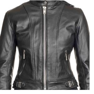 """Jackets & Blazers - Straight to Hell """"Offender"""" leather jacket"""