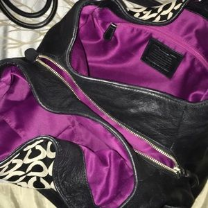 Huge Coach Bag