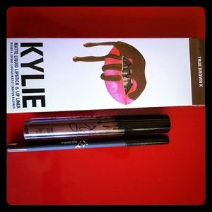 Other - Kylie Jenner TRUE BROWN K lip kit
