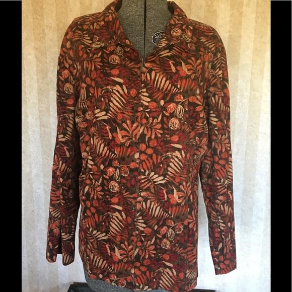 CJ Banks Jackets & Blazers - C J Banks zip front jacket.