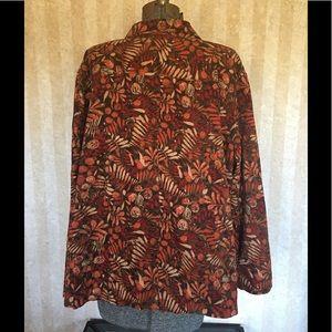 CJ Banks Jackets & Coats - C J Banks zip front jacket.