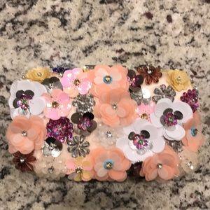 ebf166e9b82 Aldo Bags - Aldo Daromara beaded flower clutch