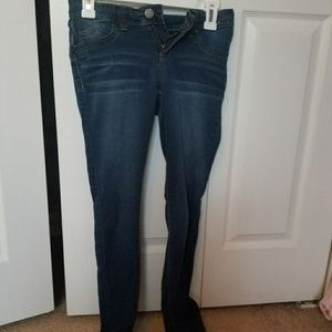 Dark blue Jeans size 3