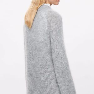 COS Sweaters - COS OVERSIZED mohair HIGH-NECK JUMPER cd9db2ada