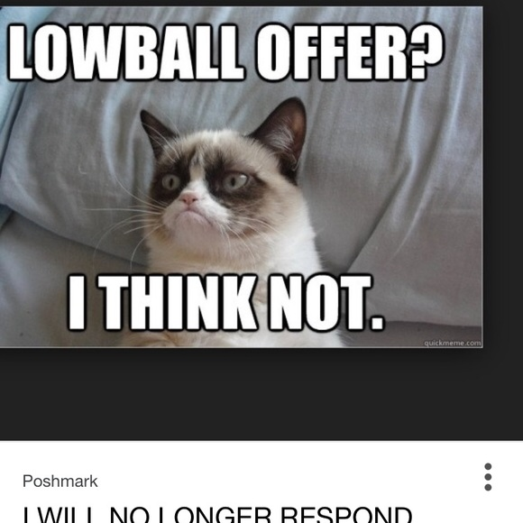 Other - NO LOWBALLERS