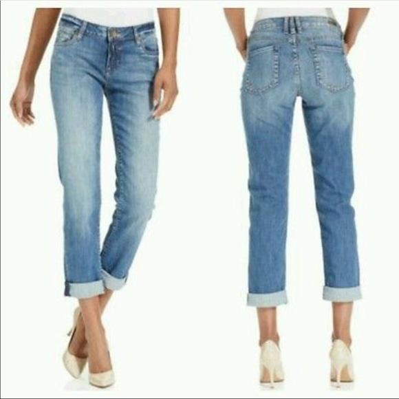 6b8e64f7 Kut from the Kloth Jeans | Katy Boyfriend Size 10 | Poshmark