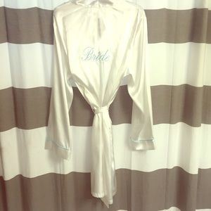 Other - Bride's Robe 👰