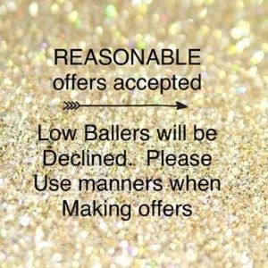 Other - 🚫NO LOW BALLERS🚫