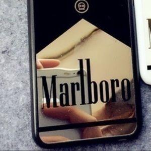 iPhone 7 Plus Marlboro Hard Plastic Case NEW Boutique