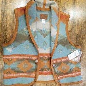 Pendleton Wool Vest
