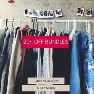 Other - 20% Off Bundles of 2 or More