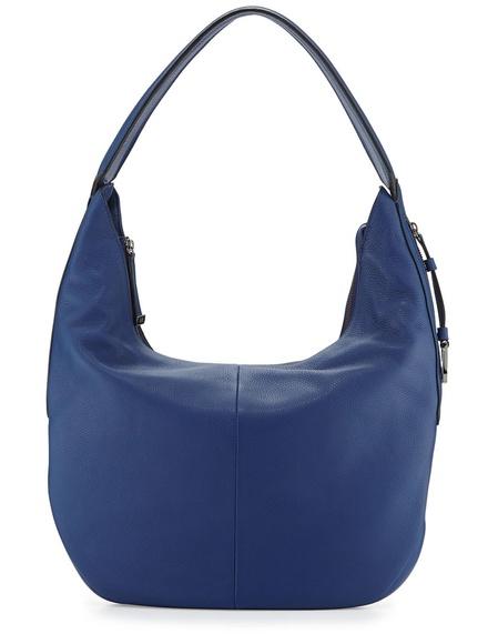 ac965eda756c Halston Cobalt Blue Leather Purse
