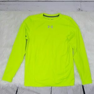 Under Armour Fitted Long Sleeve Tee