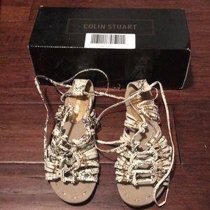 Colon Stuart sandals