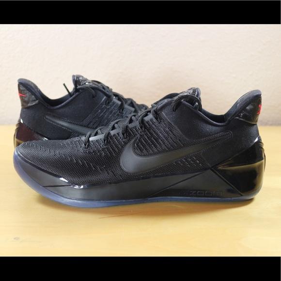 5dc0d0933098 Nike Kobe A.D. Black Mamba size 9