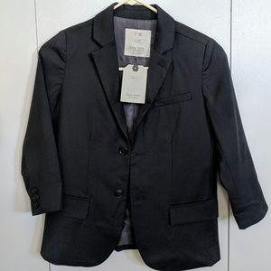 NWT Zara Boys Wool Blazer Jacket 9/10