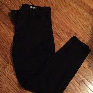 Gap Black Skinny Jean