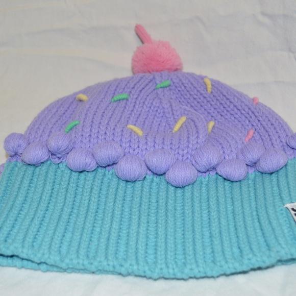 21d581a26f21e Neff Women s Cupcake Beanie Hat Confetti One Size.  M 5a20a8aa9c6fcfb4c0007620