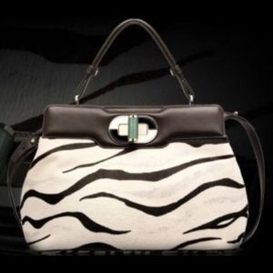 New Authentic Bulgari Isabella Rossellini Bag!!