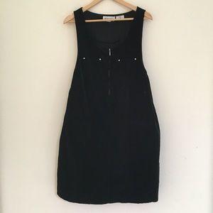 Dresses & Skirts - *SOLD* Velveteen tank dress
