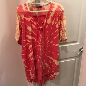 Gypsy05 Tie Dye Dress