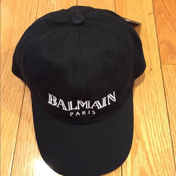 d583c9f4027 Balmain Accessories   Hat   Poshmark