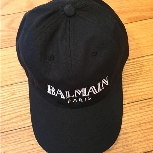 d583c9f4027 Balmain Accessories | Hat | Poshmark