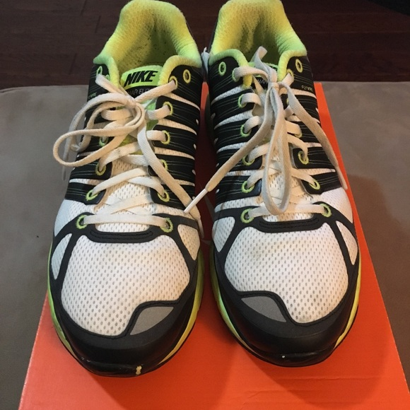 dae63724109f Nike Lunar Elite 2 Mens BlackNeon Green-Sz 9.5 ...