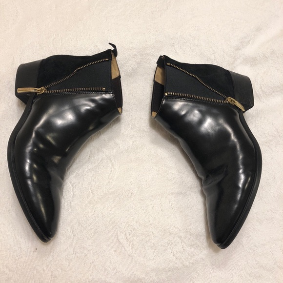 detailing plocka upp topp design Gant Shoes | Brand Womens Black Ankle Booties | Poshmark