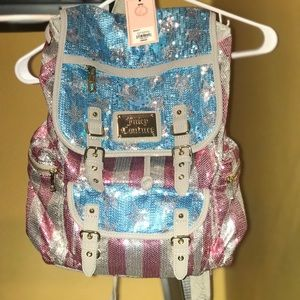 Juicy Couture Sequins Backpack
