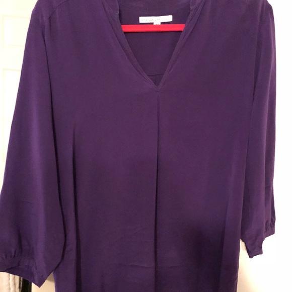 148aeb9847392 Amanda Uprichard Tops - Purple Amanda Uprichard Tunic