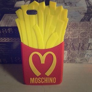 iPhone 6/6s Plus Moschino Fry Case
