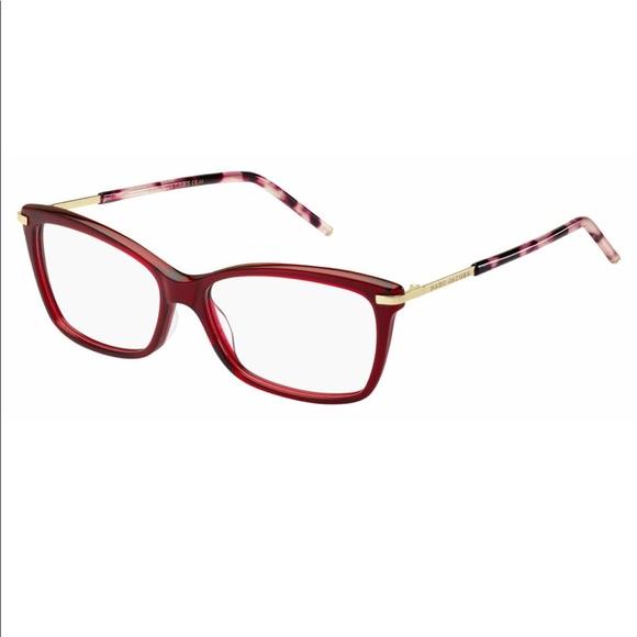 542af4724a2c Marc Jacobs Marc63 Burgundy Eyeglass Frame. M 5a20d69a9c6fcfabc3019e57