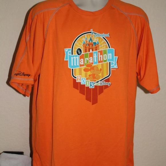 cfbc4d64b Champion Shirts | Mens Running Shirt Disney Disneyland 2013 134 ...