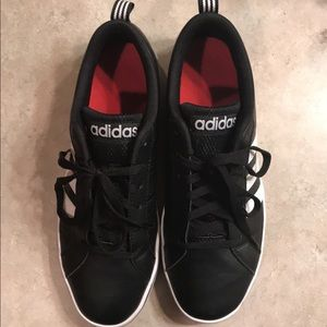 a977cca528d0 adidas Shoes - Black Adidas Red Bottoms Shoes