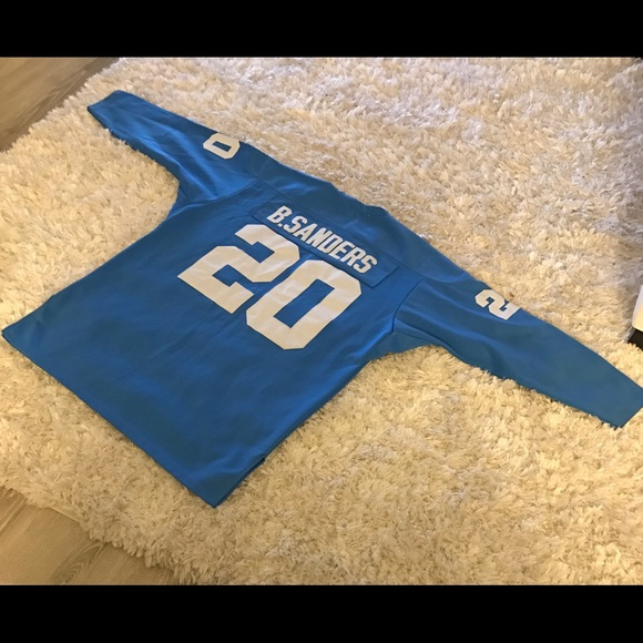 competitive price 3baed 4bcc8 🌲🎁Mitchell & Ness Throwback Barry sanders jersey